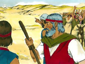 La libération des Israélites et la traversée miraculeuse de la mer rouge 010-mo16