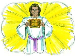 ♦ Apocalypse 11 : 16 : Les 24 anciens rendent hommage à Dieu 010-pa11
