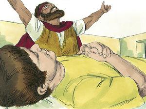 Le retour à la vie du fils de la veuve et d'Eutychus: entité immatérielle ou force vitale ? 011-el10