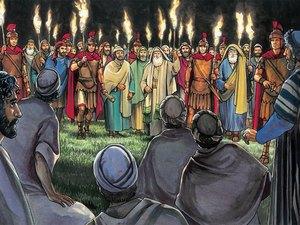 ♦ Apocalypse 5 : 5 : Seul Jésus-Christ est digne d'ouvrir le livre et ses 7 sceaux! 011-gn10