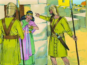 Rahab la prostituée de Jéricho 011-jo10
