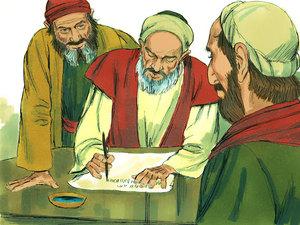 Les premiers chrétiens et la Loi mosaïque 011-pa11