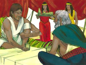 Moïse est l'envoyé de Dieu pour libérer les Israélites de l'esclavage 012-mo11