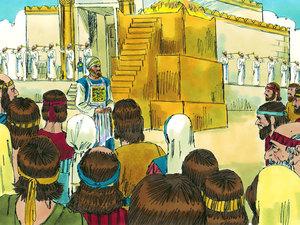 ♦ Apocalypse 11 : 1 : La mesure du temple et de l'autel 012-re10