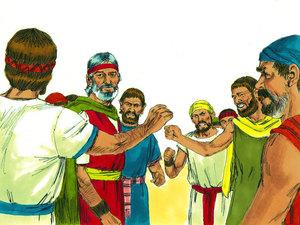 Moïse et la manne miraculeuse 013-mo13