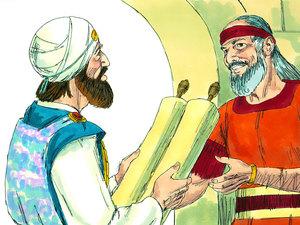 La fidèle prophétesse Houlda 015-jo11