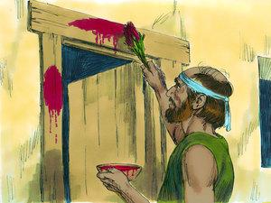 Moïse est l'envoyé de Dieu pour libérer les Israélites de l'esclavage 015-mo13
