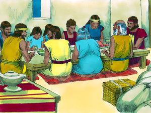 Moïse est l'envoyé de Dieu pour libérer les Israélites de l'esclavage 016-mo13