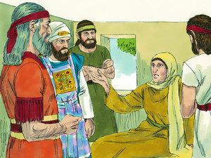 La fidèle prophétesse Houlda 017-jo10