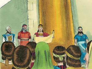 La fidèle prophétesse Houlda 018-jo10