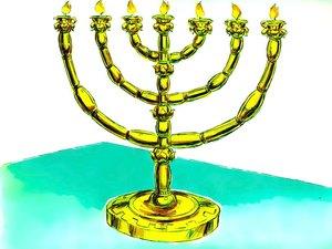 La construction par Moïse du sanctuaire dédié au culte de Jéhovah Dieu 018-mo15