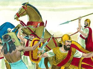 Apocalypse 11 : 19: L'arche de l'alliance 018-sa10
