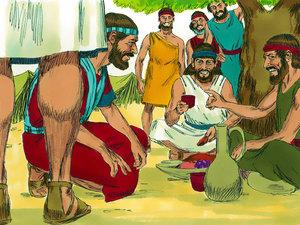 Rahab la prostituée de Jéricho 019-jo11