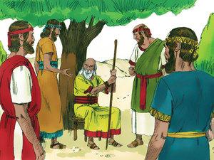 Apocalypse 11 : 19: L'arche de l'alliance 019-sa10