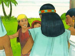 Myriam, une prophétesse pleine d'enthousiasme 020-ba11