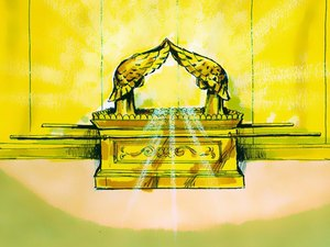 Apocalypse 11 : 19: L'arche de l'alliance 031-mo12