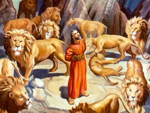 Daniel dans la fosse aux lions 038-mo12