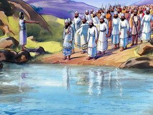 Apocalypse 8 : 10 : Les fleuves et les sources d'eau 040-te10