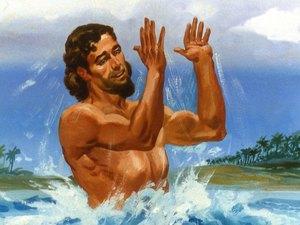 Apocalypse 8 : 10 : Les fleuves et les sources d'eau 050-mo12