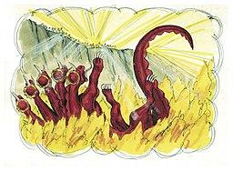♦ Apocalypse 5 : 11 : Les anges 21-boo11