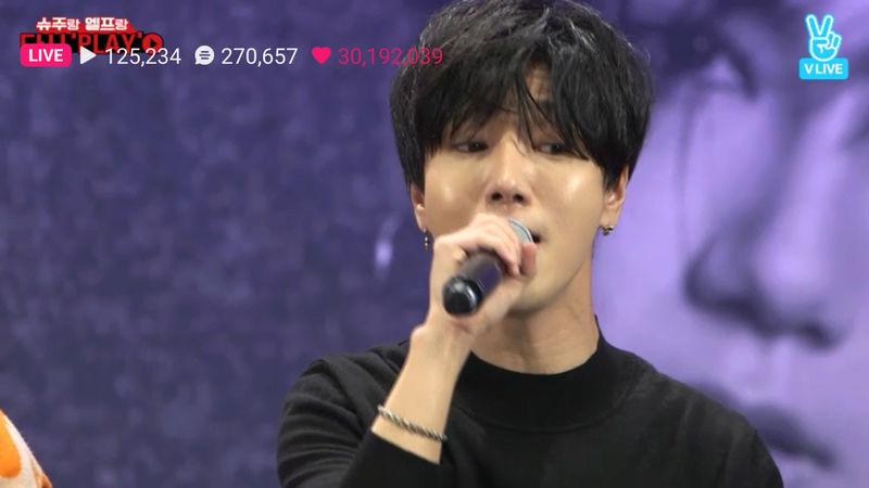Super Junior Canlı Yayın Kesitleri Screen15