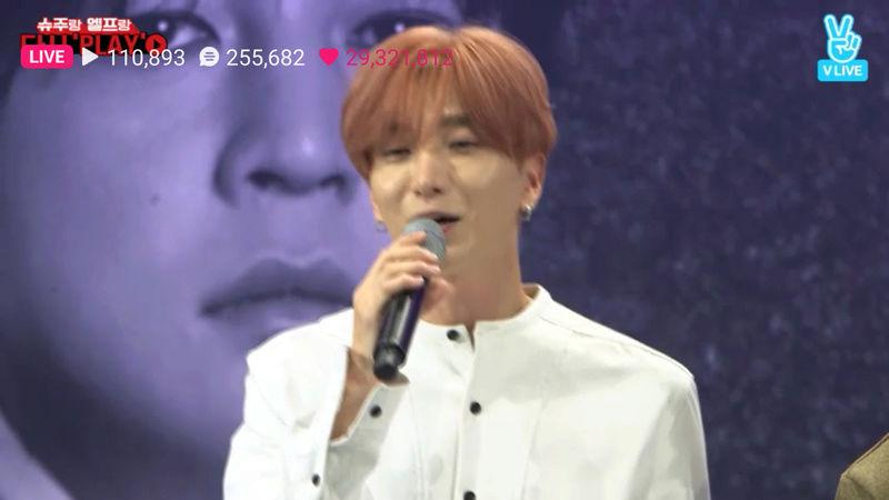 Super Junior Canlı Yayın Kesitleri Screen16