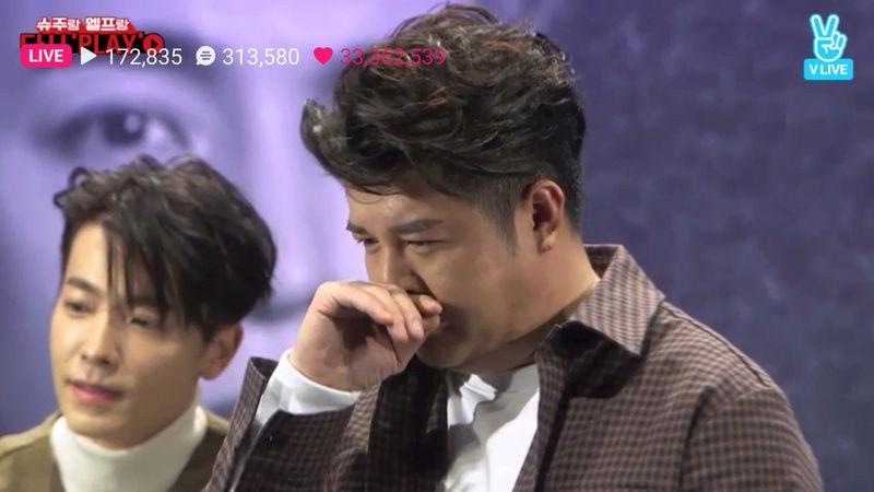 Super Junior Canlı Yayın Kesitleri Screen22