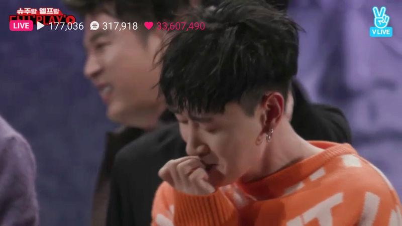 Super Junior Canlı Yayın Kesitleri Screen27