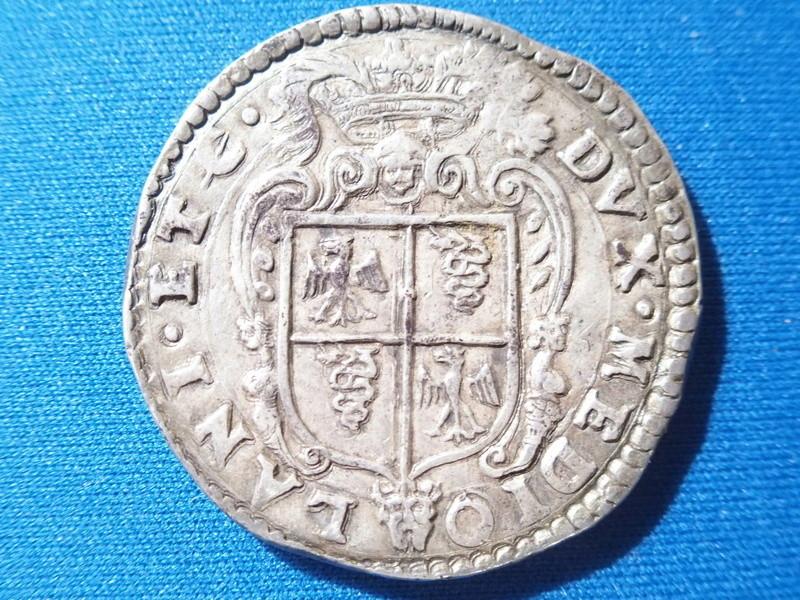 Ducatón de Felipe II de 1582, Milán 2i9atl12