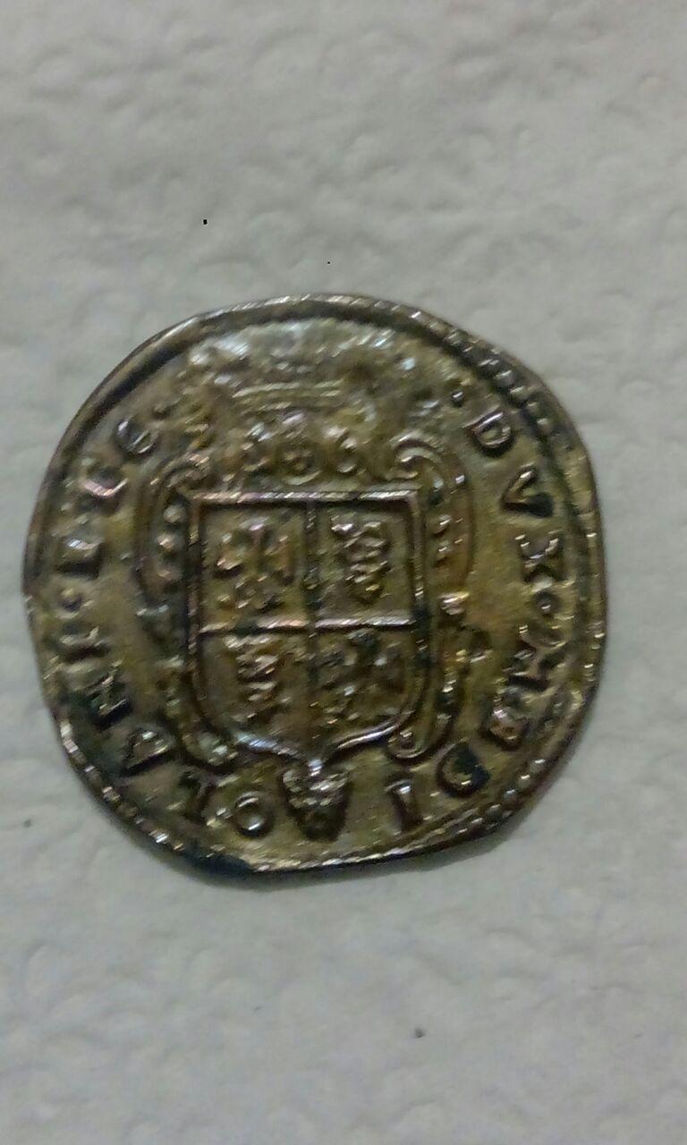 Ducatón de Felipe II de 1582, Milán Thumbn13