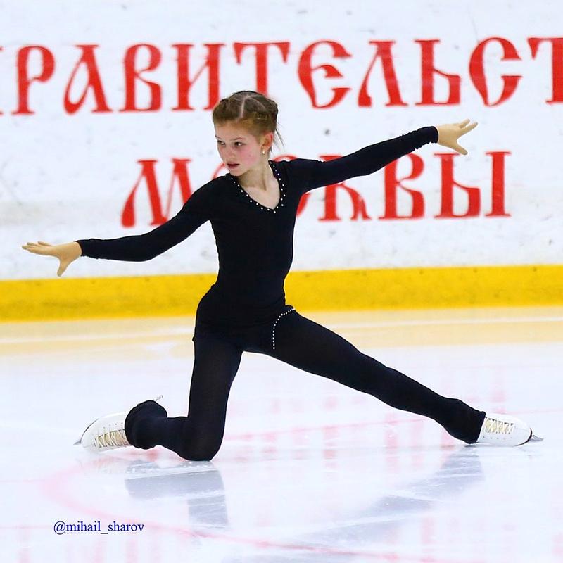 Группа Светланы Пановой - СШ «Снежные барсы» (Москва) - Страница 2 15103210