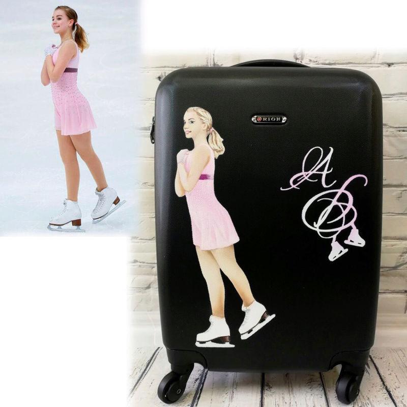 Розовый мяч Новогорска & Индивидуальный чемодан фигуриста - Страница 3 15244211