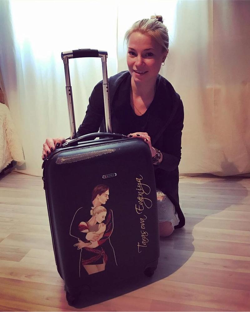 Розовый мяч Новогорска & Индивидуальный чемодан фигуриста - Страница 3 15244312
