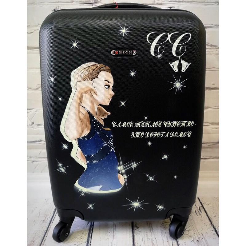 Розовый мяч Новогорска & Индивидуальный чемодан фигуриста - Страница 3 15244314