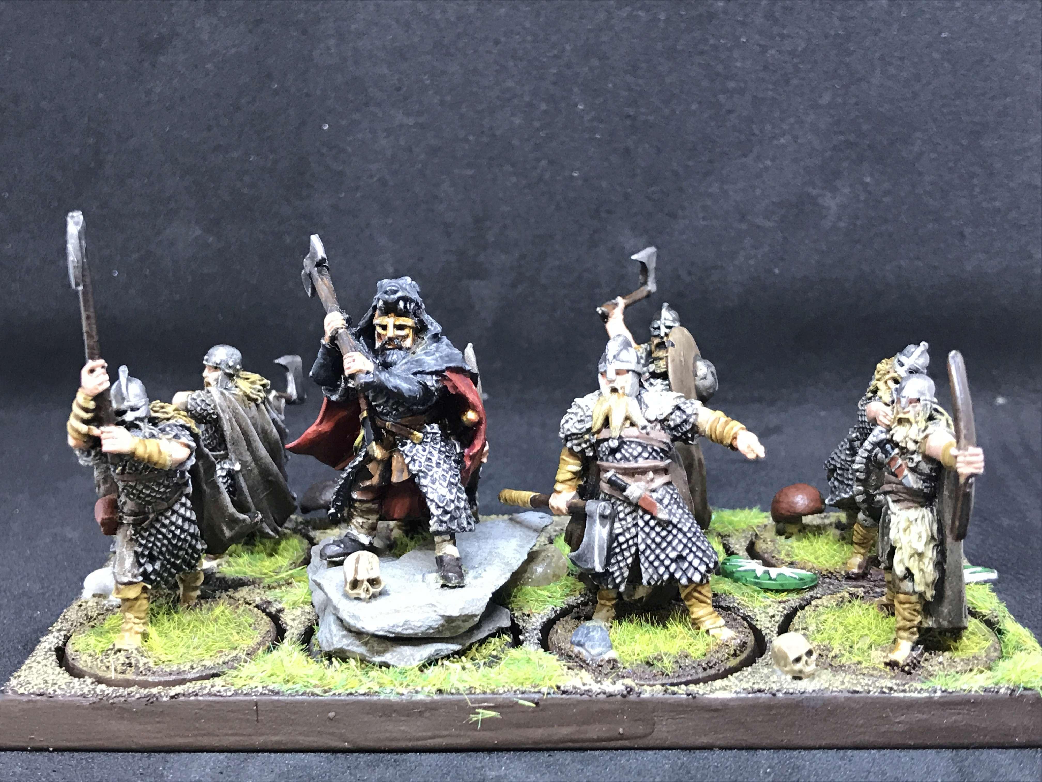 Sauron et ses 10 Armées - L' Armée de L'Immortel - Page 2 45e71610