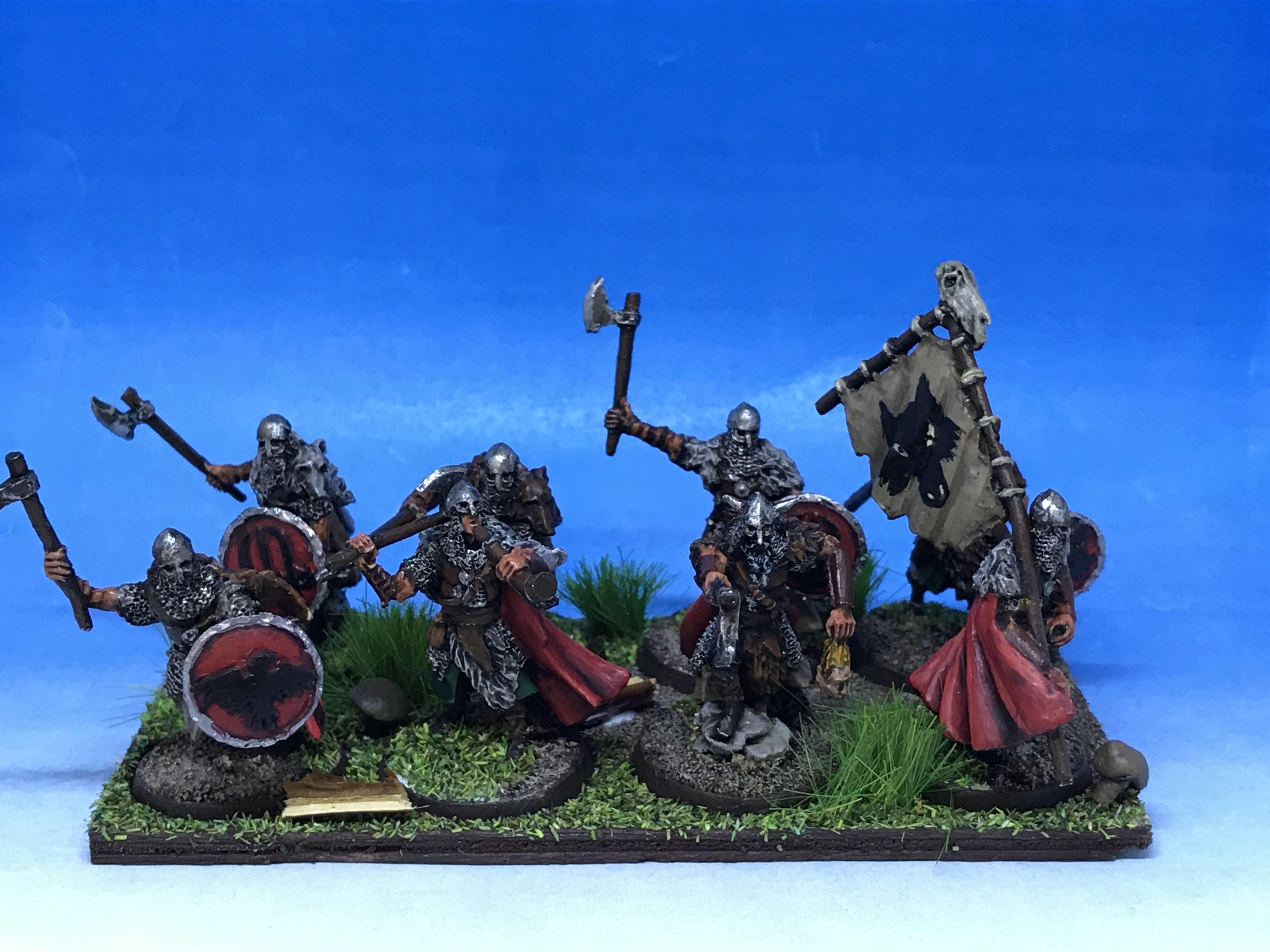 Sauron et ses 10 Armées - L' Armée de L'Immortel - Page 2 A81db110
