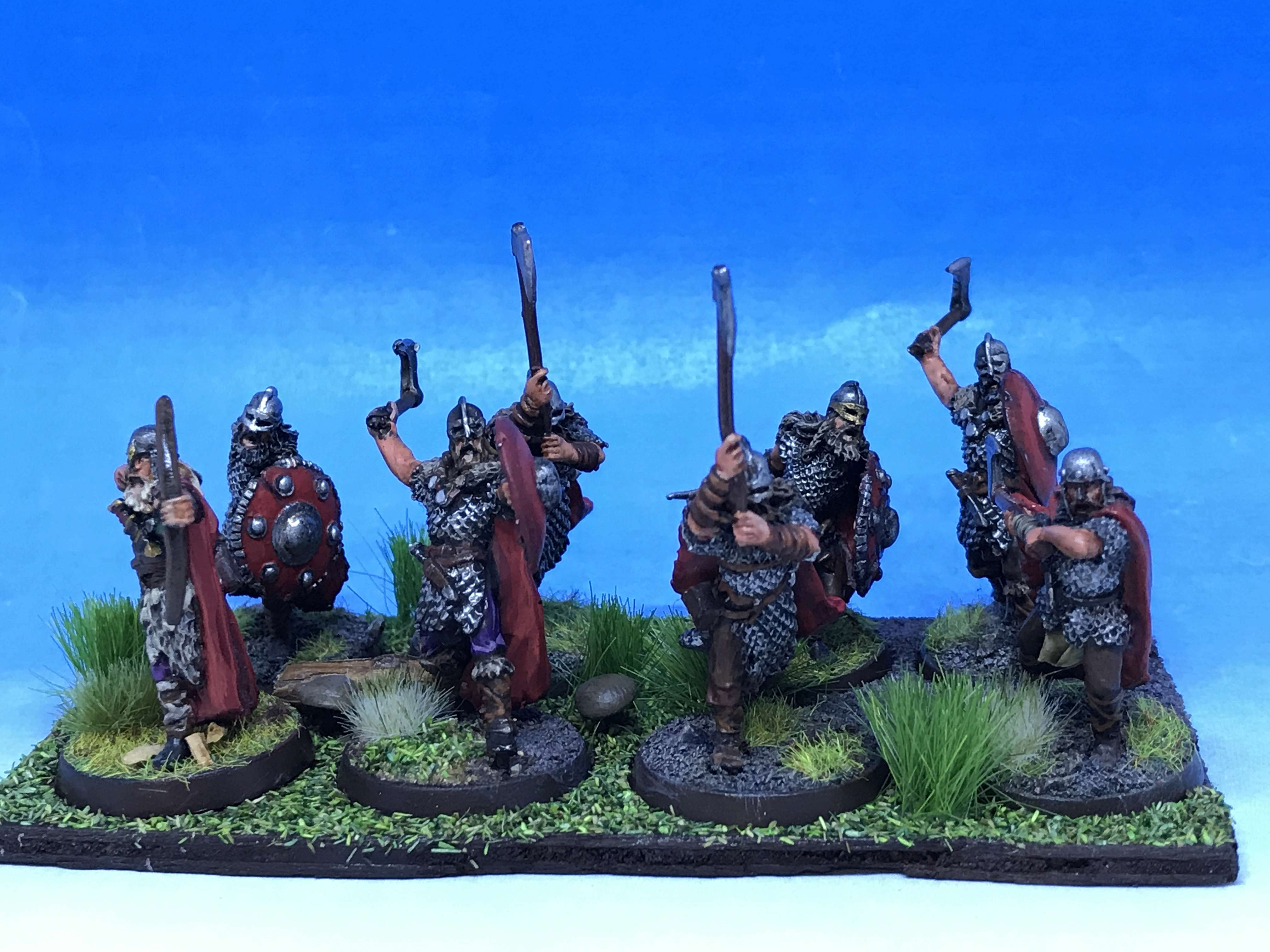 Sauron et ses 10 Armées - L' Armée de L'Immortel - Page 2 Baac0710