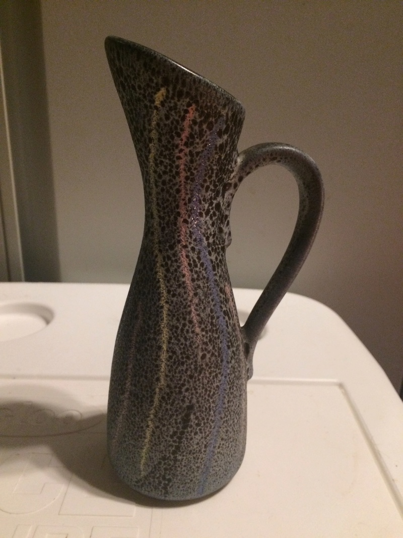 Small grey 80's jug - Dümler and Breiden 1bc58010
