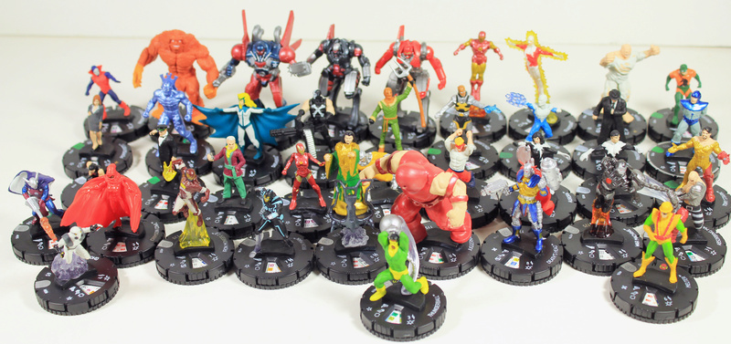 Heroclix Marvel10