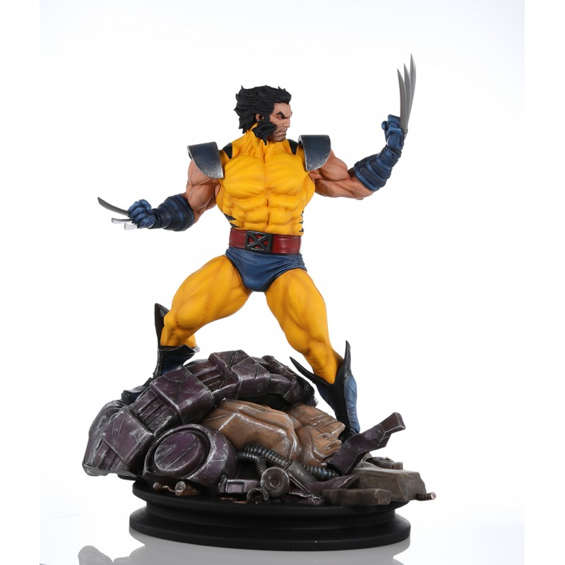 Wolverine 1/6 - Sculptée par Erick Sosa Wolver10