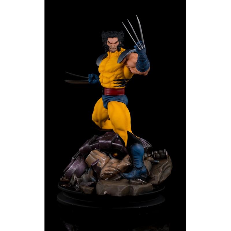 Wolverine 1/6 - Sculptée par Erick Sosa Wolver11