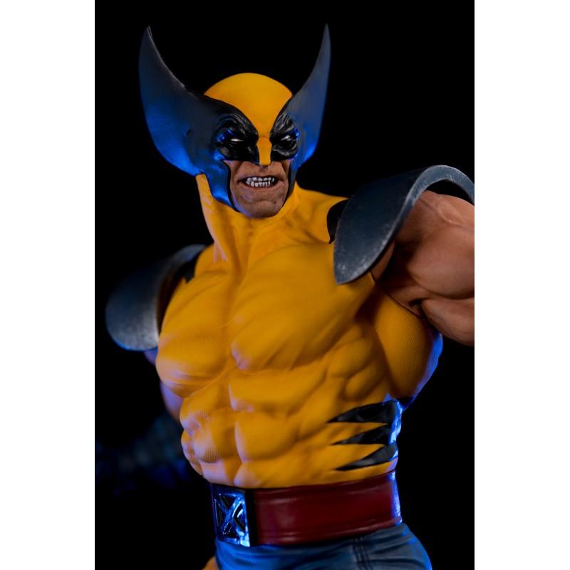 Wolverine 1/6 - Sculptée par Erick Sosa Wolver12