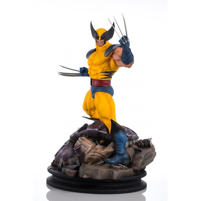 Wolverine 1/6 - Sculptée par Erick Sosa Wolver13