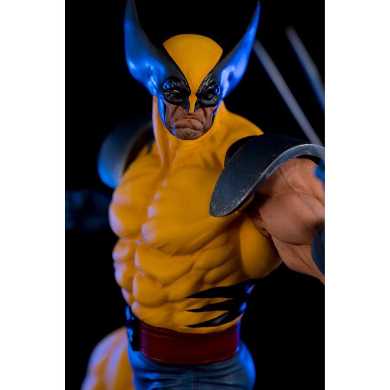 Wolverine 1/6 - Sculptée par Erick Sosa Wolver14