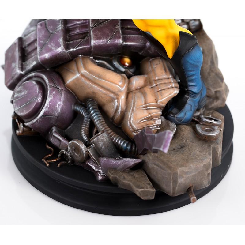 Wolverine 1/6 - Sculptée par Erick Sosa Wolver15
