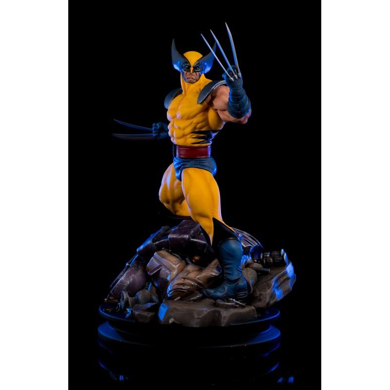 Wolverine 1/6 - Sculptée par Erick Sosa Wolver16