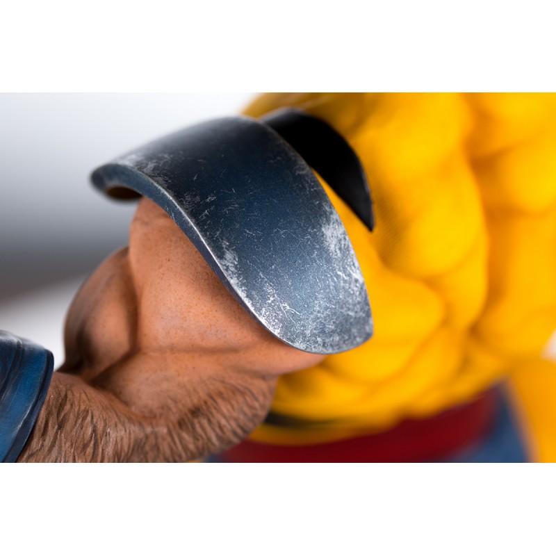 Wolverine 1/6 - Sculptée par Erick Sosa Wolver17