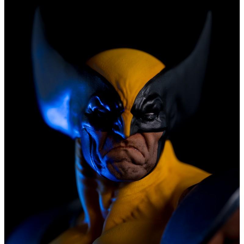 Wolverine 1/6 - Sculptée par Erick Sosa Wolver19