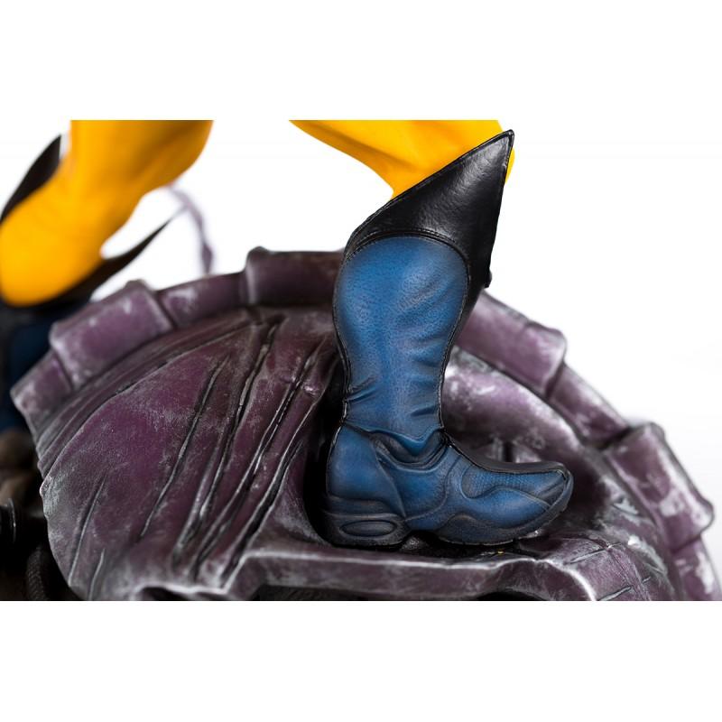 Wolverine 1/6 - Sculptée par Erick Sosa Wolver20