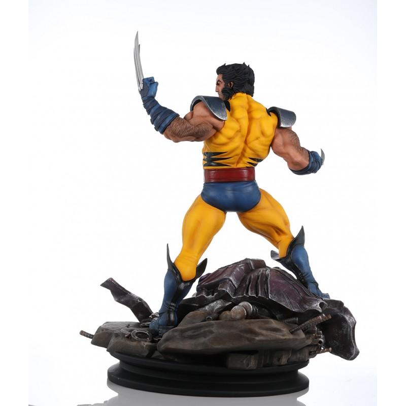 Wolverine 1/6 - Sculptée par Erick Sosa Wolver22